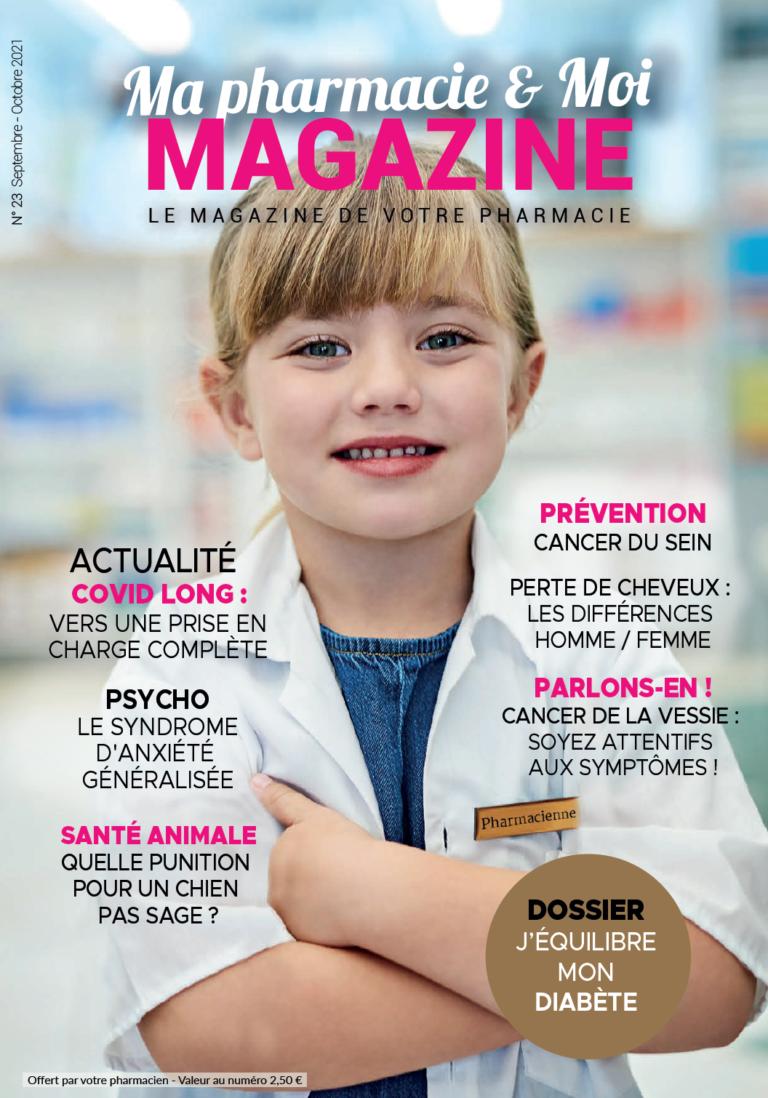 Couverture Magazine Sept